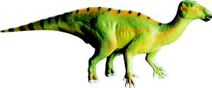 Walking with Dinosaurs Iguanodon
